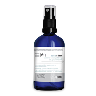 Ionic colloidal Silver (100ml)