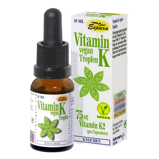 Espara Vitamin K Vegan Tropfen (15ml)