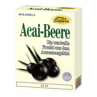 Espara Acai Berry (60 caps)