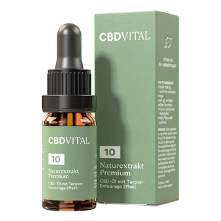 CBD Oil 10% Natural Extract PREMIUM (30ml)