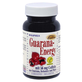 Espara Guarana-Energy (60 caps)