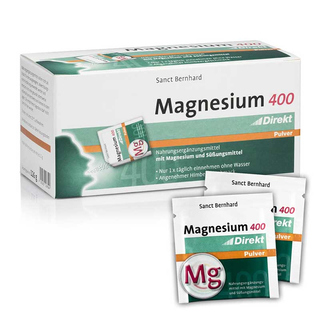 Magnesium 400 direct powder (60x 2.1g)