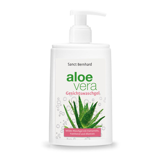 Aloe Vera Facial Wash Gel (250ml)
