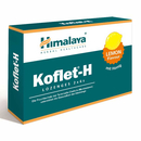 Himalaya Koflet-H Lemon lozenges (12 pcs.)