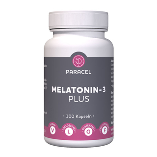 Paracel Melatonin-3-plus (100 caps)
