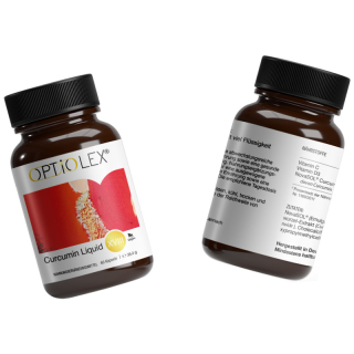 Optiolex Curcumin Liquid (60 Kps.)